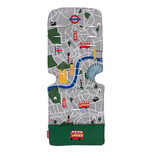 Maclaren Universal Liner, London City Map ()