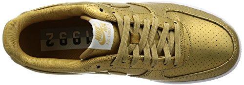 Nike Air Force 1 '07 Lv8 Herre Sneaker Metallisk Guld / Metallisk Guld-hvid NGNLxPw