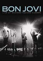BON JOVI-BON JOVI:LIVE AT MADISON SQUARE…