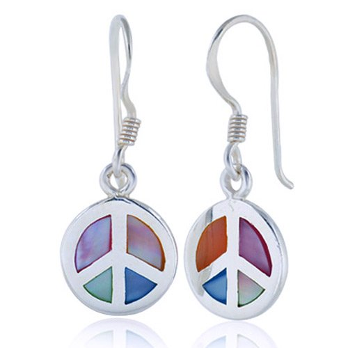 925 Sterling Silver Multi-Colored Mother