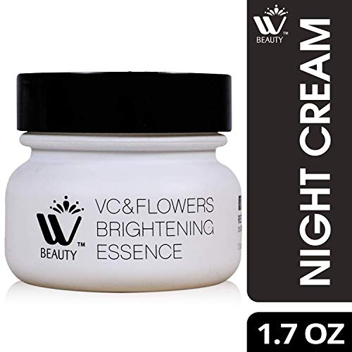 Anti Aging Night Cream & Wrinkle Cream - Perfect Night Cream for Face - Advanced Face Lotion Formula - Supports Skin Elasticity & Firmness, Dark Spots, Blemishes, While Toning & Tightening Skin (The Best Wrinkle Cream In The World)