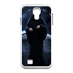Palpatine Wars Samsung Galaxy S4 9500 caja del teléfono celular funda blanca del teléfono celular Funda Cubierta EEECBCAAL73608