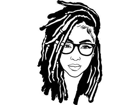 Amazon Evelyndavid Black Woman Dreads Hairstyle Stylish