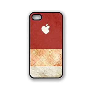 Apple Love iPhone 5 & 5S Case - Fits iPhone 5 & 5S