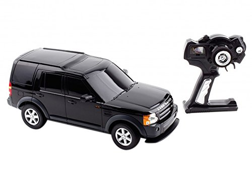 1:14 Remote Control Land Rover Discovery 3 Black ()