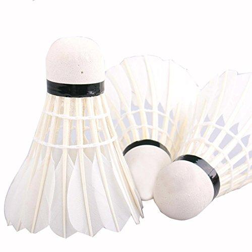 Joylive Feather Badminton Shuttlecocks Training product image