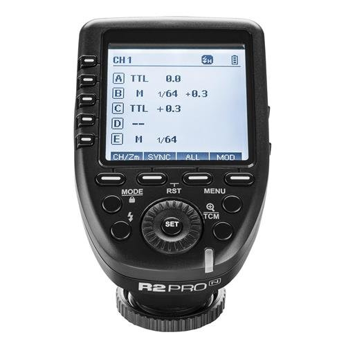 Flashpoint R2 Pro 2.4GHz Transmitter for Nikon (XPro-N) by Flashpoint