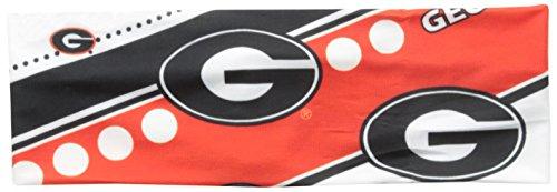 NCAA Georgia Bulldogs Stretch Headband