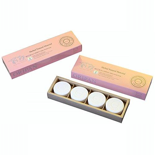 ORIPAN Natural Herbal Soap, New Alpha 8 Bars