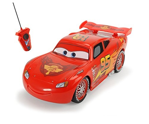 Dickie-Toys-RC-Lightning-McQueen-Single-Drive-Toy-car-juguetes-de-control-remoto