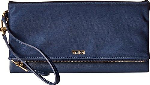 Price comparison product image Tumi Women's Voyageur Travel Wallet Ocean Blue One Size
