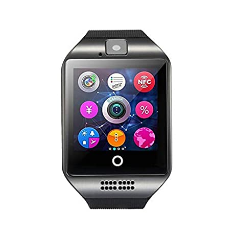 Amazon.com: Smart Watch Touch Screen Smartwatch with Camera ...