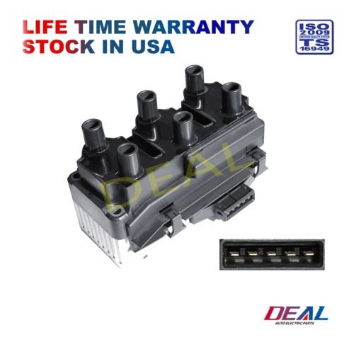 Following Packs - DEAL Set of 1 Ignition Coil (6 coil packs in the unit) For Following Models With 2.8L V6 93-94 Volkswagen Corrado 99-01 EuroVan 95-97 Golf 94-98 Jetta 95-97 Passat 021 905 106