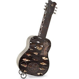 Epic Cork Cage Guitar, 19 3/4 Inch