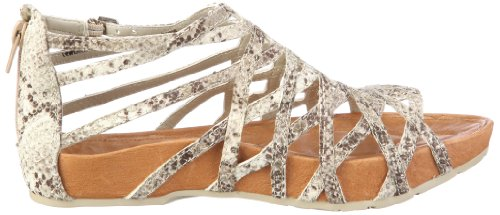 Earth Exquisite 5000650 Damen Sandalen/Fashion-Sandalen Braun/Beige