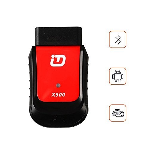 Reset Tool for TPMS/ABS/OIL/Battery/DPF for GM BMW Ford etc. OBD2 Bluetooth Scanner XTuner X500 for Andriod only