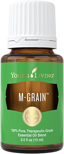 M-Grain Essential Oil 15ml by Young Living Essential Oils (Young Living M Grain Essential Oil Uses)