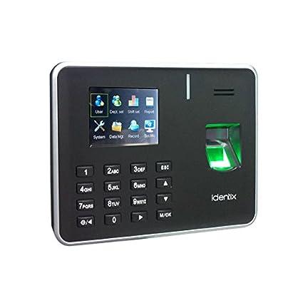 Milestone ESSL Identix K21 PRO Biometric Fingerprint Scanner (Black)