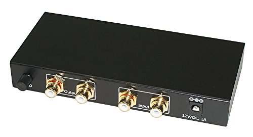 Xtrempro Phono PreAmp 65001 Preamplifier