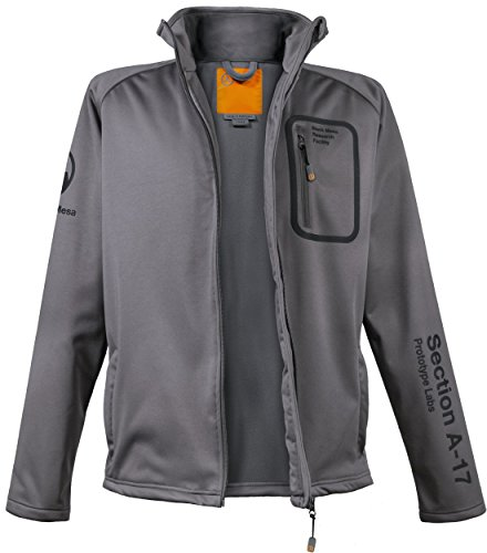 Softshell Half Musterbrand life Neoprene Uomo Anomalous Materials Soft shell Giacca Grigio qtCgPCw