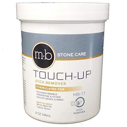 MB Stone Care MB11 Marble Polishing Powder - 8 ounce ()