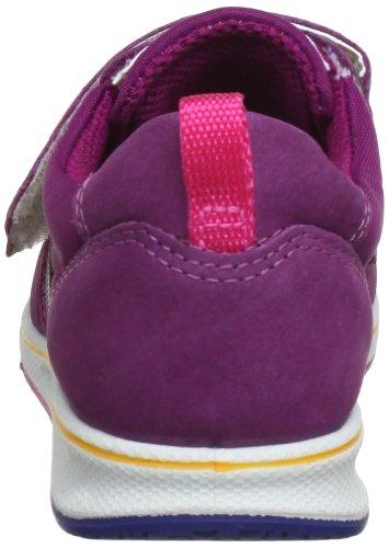 Ecco ECCO JOGGA KIDS - Zapatillas de cuero niña rosa - Pink (Fuchsia/Fuchsia 56111)