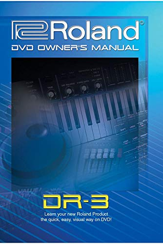 Roland (Boss) DR-3 DVD Video Training Tutorial Help ()