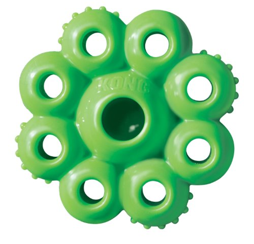 KONG PE13 Quest Star Pods Treat Dispensing Dog Toy, Large, Colors Vary, My Pet Supplies