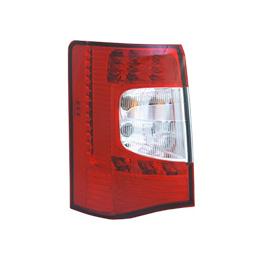 TYC 11-6436-00-1 Chrysler Town & Country Left Replacement Tail Lamp ()