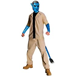 Avatar Jake Sully Costume Size: Standard