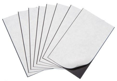 - Marietta Magnetics - 1,000 Self-Adhesive Business Cards, Extra Strong 30 Mil