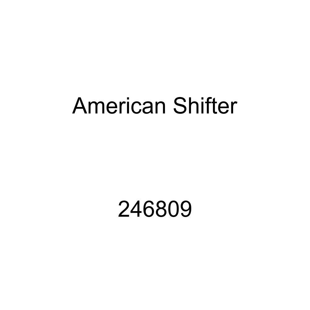 American Shifter 246809 Blue Flame Metal Flake Shift Knob with M16 x 1.5 Insert Yellow Women