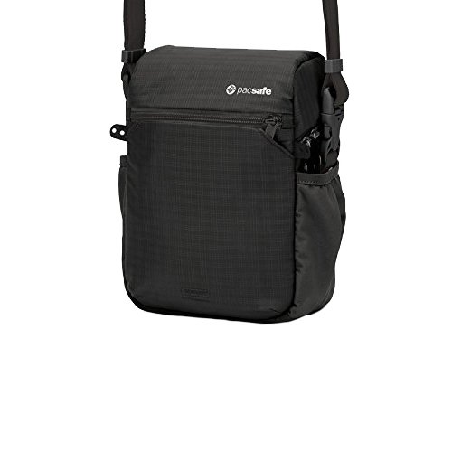 Pacsafe Camsafe V4 Anti-Theft Compact Camera Travel Bag, Black