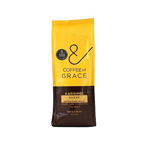 Coffee of Grace - Medium Dark Decaf (12 oz)