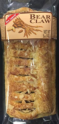 Bon Appetit Bear Claw, 5 Ounce (Pack of 8)