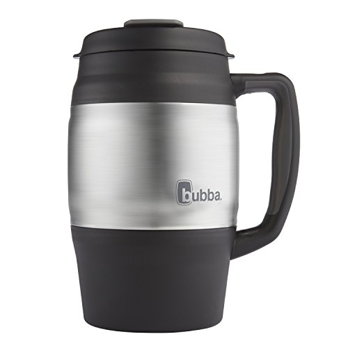 Bubba Brands Classic Insulated Mug, 34 oz, Black