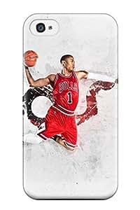 Julian B. Mathis's Shop 2450495K470237684 basketball nba derrick rose NBA Sports & Colleges colorful iPhone 4/4s casesKimberly Kurzendoerfer