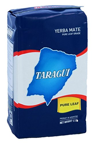 Taragui Sin Palo Yerba Mate 2.2lb / 1kg (No Stems)