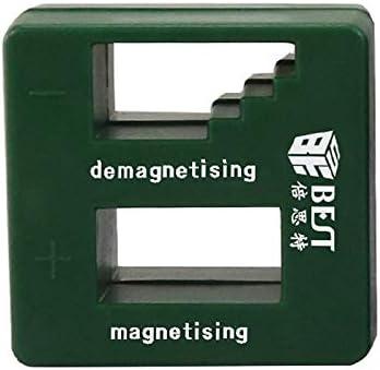 DIYREPARE Herramienta de reparación de teléfono móvil -016 Magnetizador desmagnetizador (Verde): Amazon.es: Electrónica