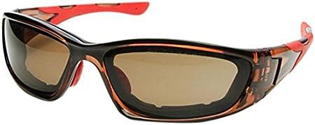 Pegaso 990.28.1205 Gafas de Protección, Negro y Naranja, L