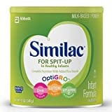 Similac For Spit Up Powder Baby Infant Formula With Iron, 12 ounce - Pack of 6