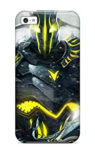 Faddish Phone Warrior Fantasy Case For Iphone 5c / Perfect Case Cover