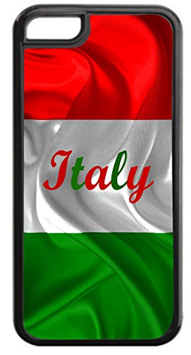 italian-flag-iphone-6-black-plastic-case-compatible-with-iphone-6-only