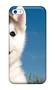 Awesome Design Husky Hard Case Cover For Iphone 5/5s