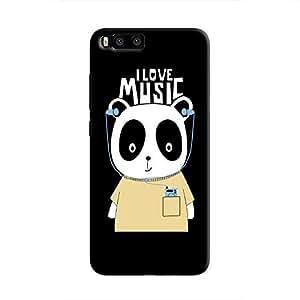 Cover It Up - Music Panda Mi6 Hard Case