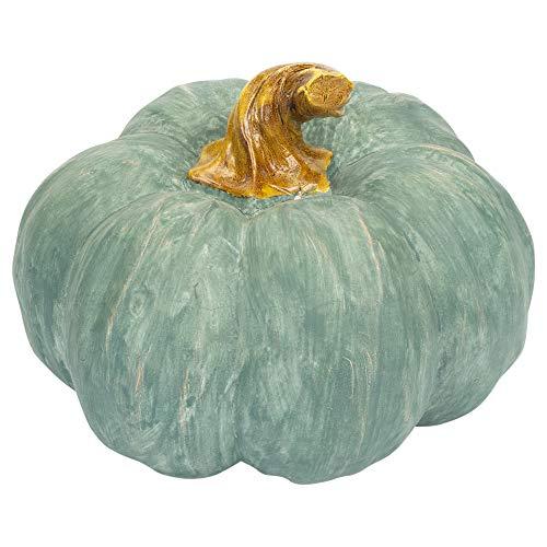 Boston International HA17490 Harvest Dolls Pumpkin44; Blue