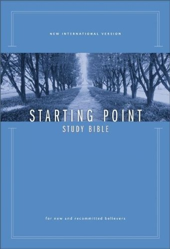 NIV Starting Point Study Bible (2002-03-01)