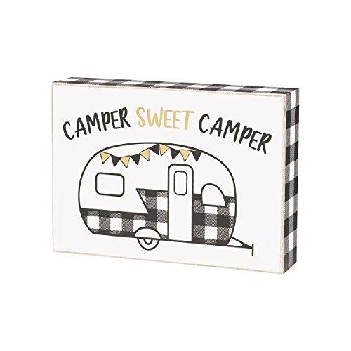 camper sweet camper sign - 1