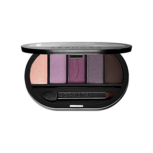 SEPHORA COLLECTION Colorful 5 Eyeshadow Palette - N°03 Flir