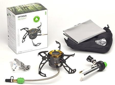 Optimus Nova+ - Hornillo de Gas